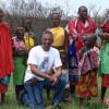 My Family Finally! In Kenya