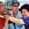 Mitch and Darlene Chan - Pasadena Summerfest | 2003