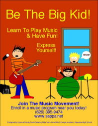 Be The Big Kid Music Program