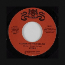 Zebra - Closer To The Feeling