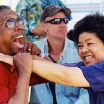 Mitch and Darlene Chan - Pasadena Summerfest | 2003