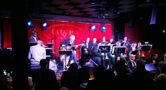 LA Jazz Orchestra Unlimited
